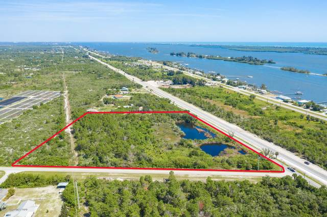 0000 Berry Rd / Old Dixie Hwy, Grant, FL 32949 (MLS #875481) :: Premium Properties Real Estate Services