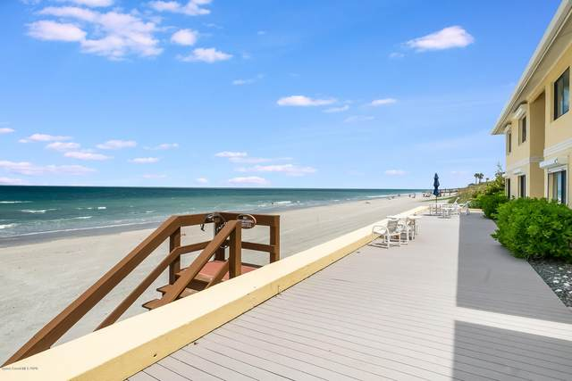 1425 Highway A1a #18, Satellite Beach, FL 32937 (MLS #878988) :: Coldwell Banker Realty