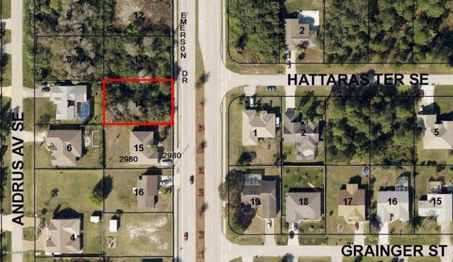 2970 SE Emerson Drive, Palm Bay, FL 32909 (MLS #692755) :: Armel Real Estate