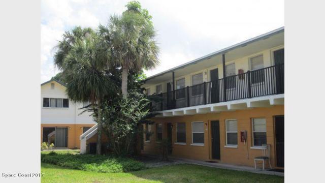 1719 Dixon Boulevard #55, Cocoa, FL 32922 (MLS #784247) :: Pamela Myers Realty