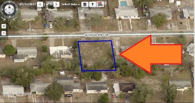 1101 W Highland Drive W, Cocoa, FL 32922 (MLS #787133) :: Pamela Myers Realty