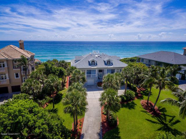 8333 S Highway A1a S, Melbourne Beach, FL 32951 (MLS #787448) :: Pamela Myers Realty