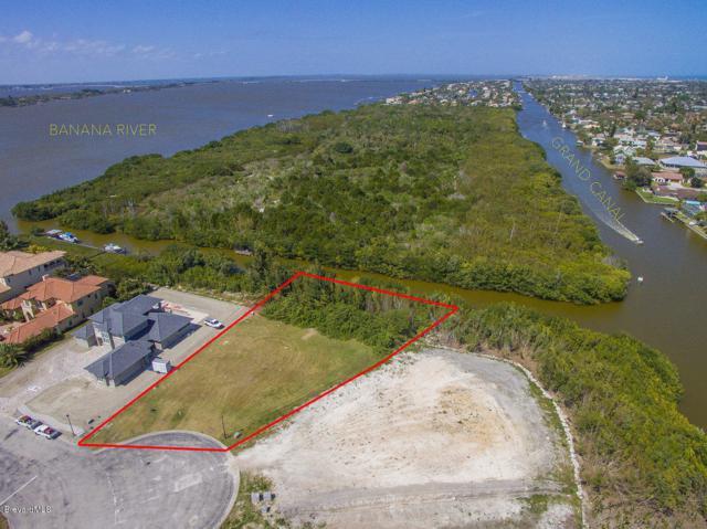 340 Lansing Island Drive, Satellite Beach, FL 32937 (MLS #789488) :: Better Homes and Gardens Real Estate Star