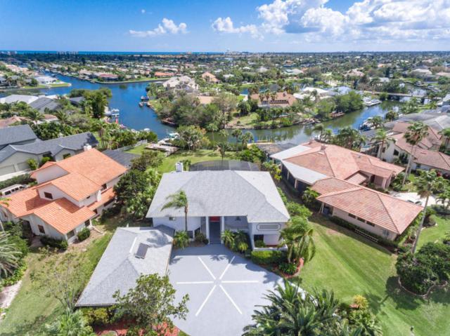 465 Lanternback Island Drive, Satellite Beach, FL 32937 (MLS #789496) :: Better Homes and Gardens Real Estate Star