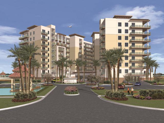 735 Pilot Lane #609, Merritt Island, FL 32952 (MLS #790842) :: Better Homes and Gardens Real Estate Star