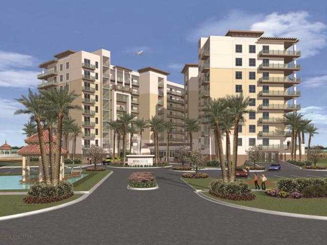 735 Pilot Lane #808, Merritt Island, FL 32952 (MLS #790857) :: Premium Properties Real Estate Services