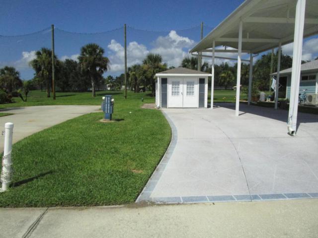2191 Orbiter Court #142, Titusville, FL 32796 (MLS #791068) :: Better Homes and Gardens Real Estate Star