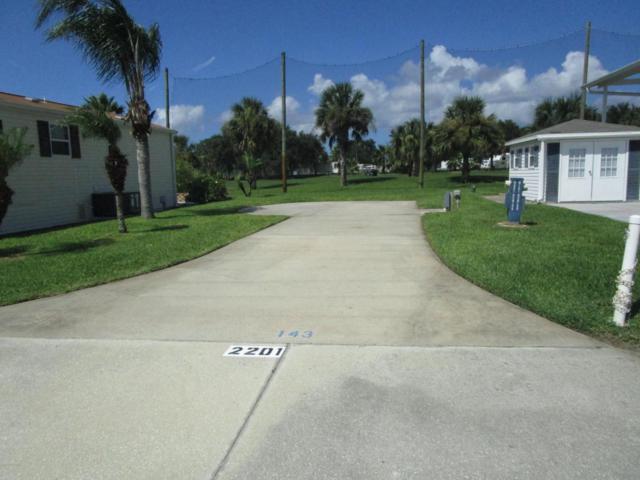 2201 Orbiter Court #143, Titusville, FL 32796 (MLS #791069) :: Better Homes and Gardens Real Estate Star
