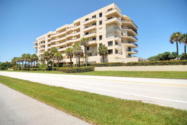 7415 Aquarina Beach Drive #501, Melbourne Beach, FL 32951 (MLS #792159) :: Premium Properties Real Estate Services