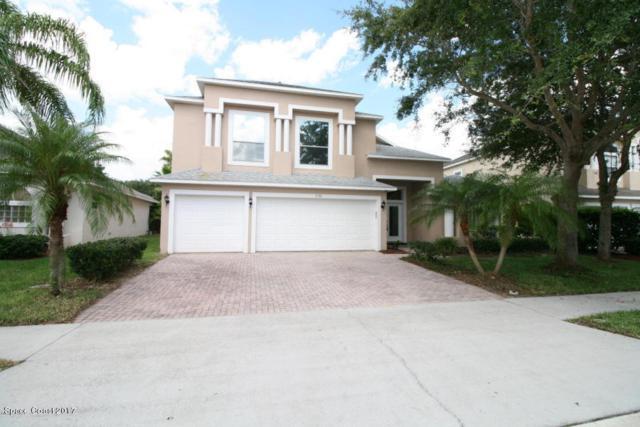 3581 Tipperary Drive, Merritt Island, FL 32953 (MLS #792214) :: Premium Properties Real Estate Services