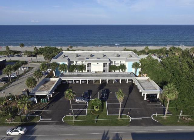 301 S Miramar Avenue #106, Indialantic, FL 32903 (MLS #792356) :: Premium Properties Real Estate Services