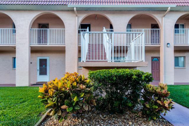 8000 Ridgewood Avenue #208, Cape Canaveral, FL 32920 (MLS #793295) :: Pamela Myers Realty