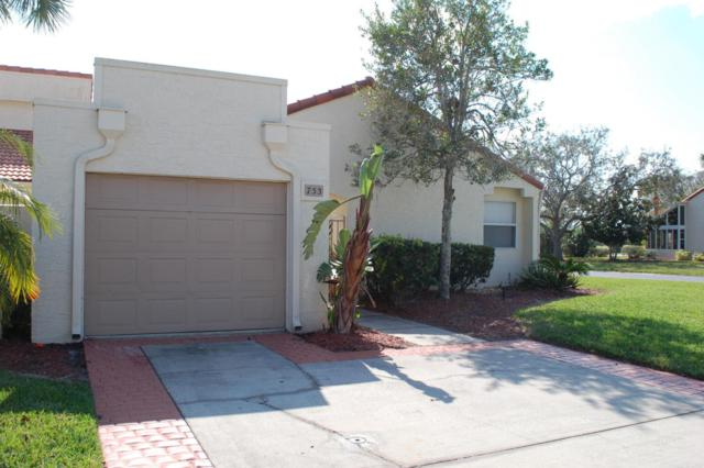 753 Pine Island Drive, Melbourne, FL 32940 (MLS #793398) :: Better Homes and Gardens Real Estate Star