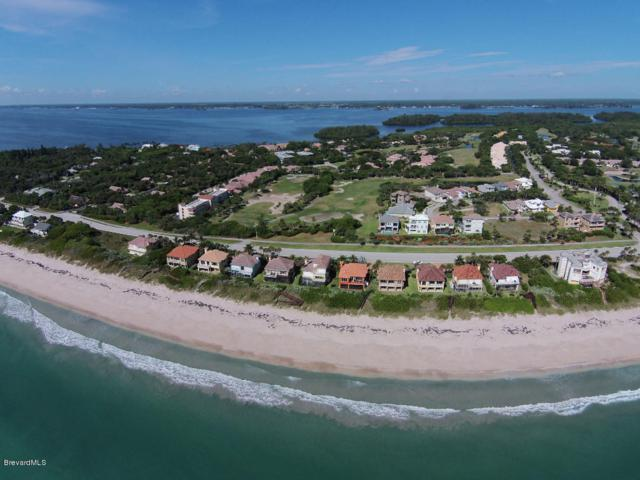 7595 Highway A1a, Melbourne Beach, FL 32951 (MLS #793439) :: Better Homes and Gardens Real Estate Star
