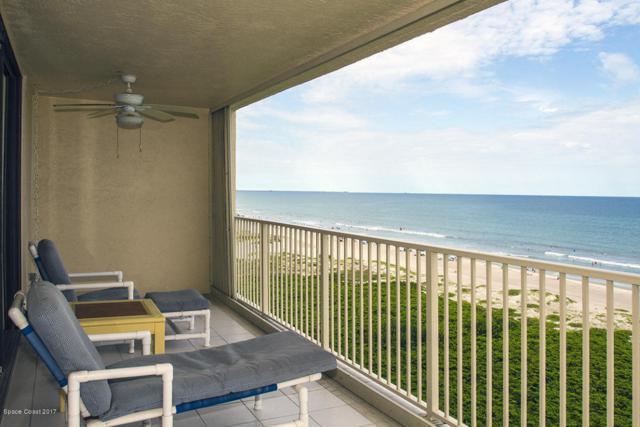830 N Atlantic Avenue #907, Cocoa Beach, FL 32931 (MLS #793443) :: Pamela Myers Realty