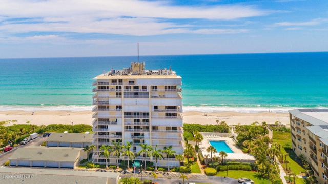 877 N Highway A1a #101, Indialantic, FL 32903 (MLS #793596) :: Pamela Myers Realty