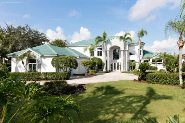 113 Lansing Island Drive, Indian Harbour Beach, FL 32937 (MLS #793621) :: Better Homes and Gardens Real Estate Star