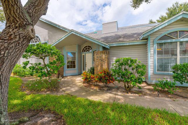 301 Tradewinds Drive #301, Indian Harbour Beach, FL 32937 (MLS #793647) :: Better Homes and Gardens Real Estate Star