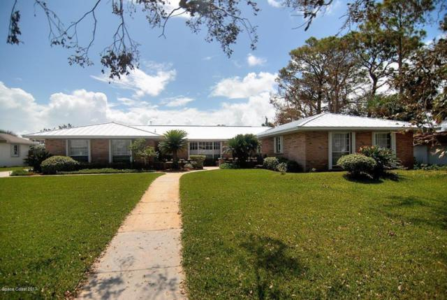 505 Inwood Lane, Indian Harbour Beach, FL 32937 (MLS #793931) :: Better Homes and Gardens Real Estate Star