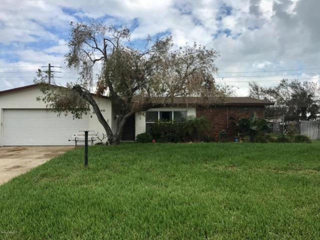 410 Ocean Spray Avenue, Satellite Beach, FL 32937 (MLS #793944) :: Better Homes and Gardens Real Estate Star