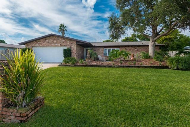 401 Riverview Lane, Melbourne Beach, FL 32951 (MLS #793963) :: Better Homes and Gardens Real Estate Star