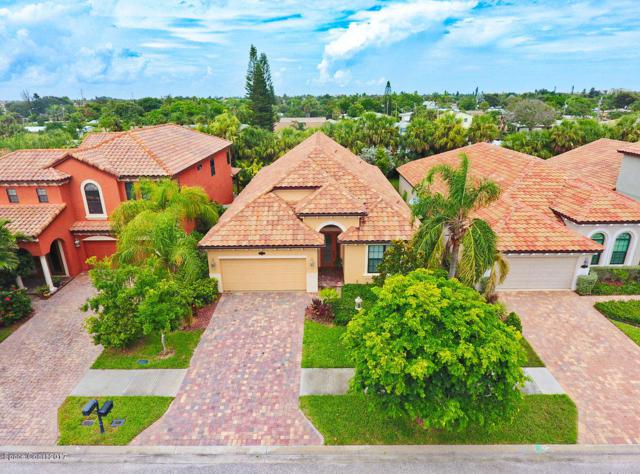 384 Point Lobos Drive, Satellite Beach, FL 32937 (MLS #793997) :: Better Homes and Gardens Real Estate Star