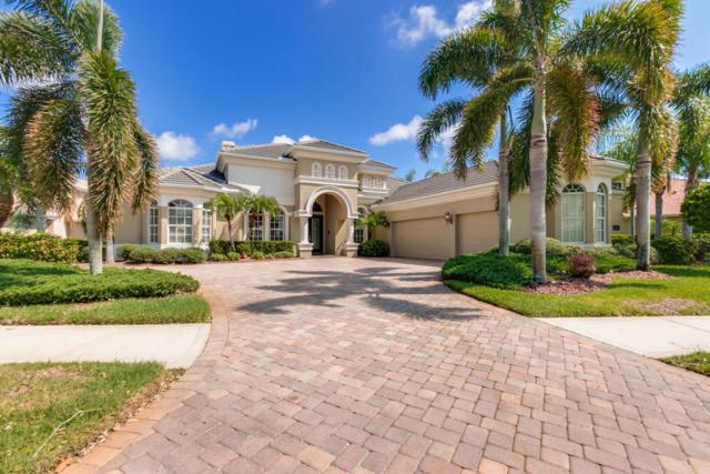1416 Dorset Place, Melbourne, FL 32940 (MLS #794012) :: Better Homes and Gardens Real Estate Star