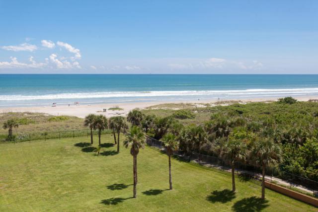 1830 N Atlantic Avenue #605, Cocoa Beach, FL 32931 (MLS #794022) :: Premium Properties Real Estate Services
