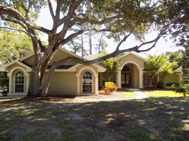 3960 Wild Pine Lane, Merritt Island, FL 32952 (MLS #794076) :: Better Homes and Gardens Real Estate Star