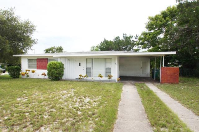 805 Hillsdale Drive, Cocoa, FL 32922 (MLS #794152) :: Better Homes and Gardens Real Estate Star