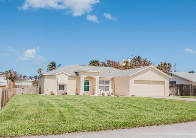 170 Richards Road, Melbourne Beach, FL 32951 (MLS #794155) :: Better Homes and Gardens Real Estate Star
