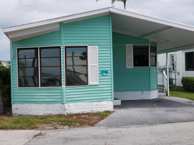 2799 Glory Circle #0, Melbourne Beach, FL 32951 (MLS #794168) :: Better Homes and Gardens Real Estate Star