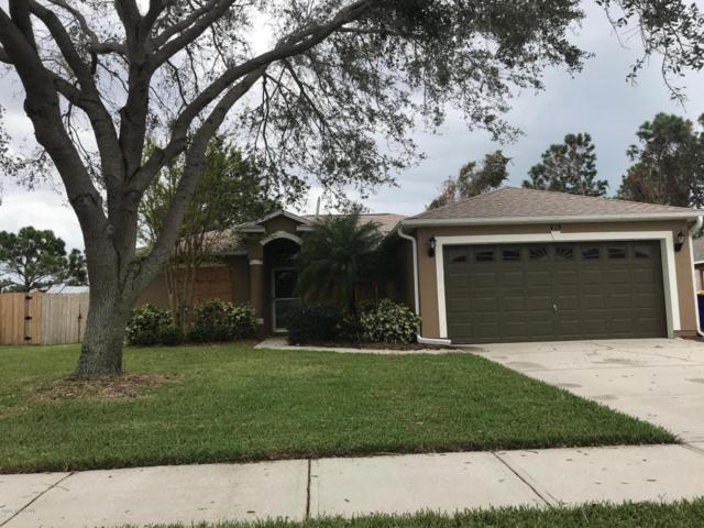 829 Honeysuckle Drive, Rockledge, FL 32955 (MLS #794180) :: Better Homes and Gardens Real Estate Star