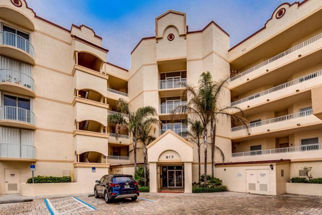 817 Mystic Drive B207, Cape Canaveral, FL 32920 (MLS #796122) :: Premium Properties Real Estate Services