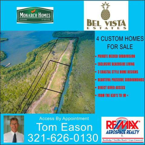 200 River Drive, Melbourne Beach, FL 32951 (MLS #796457) :: Better Homes and Gardens Real Estate Star