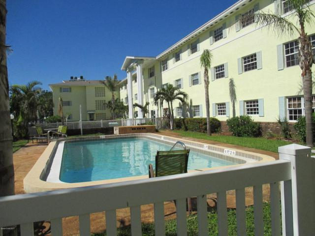 230 Columbia Drive #304, Cape Canaveral, FL 32920 (MLS #796947) :: Premium Properties Real Estate Services
