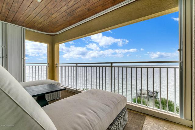 211 24th Street #501, Cocoa Beach, FL 32931 (MLS #797624) :: Pamela Myers Realty