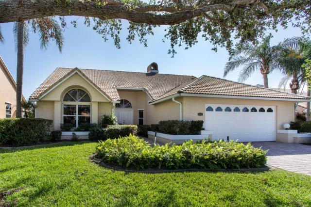 822 Spanish Cove Drive, Melbourne, FL 32940 (MLS #798663) :: Better Homes and Gardens Real Estate Star