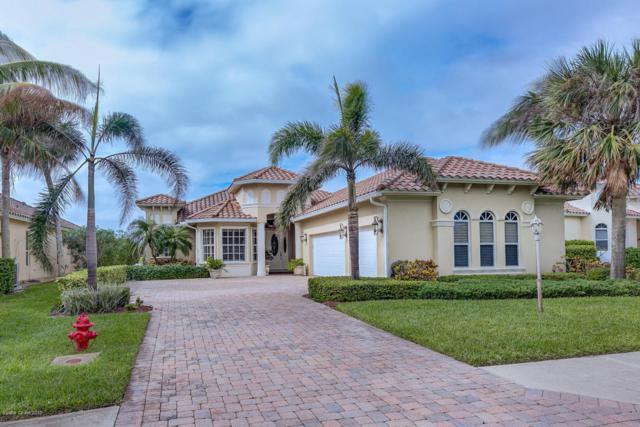 874 Aquarina Boulevard, Melbourne Beach, FL 32951 (MLS #798678) :: Premium Properties Real Estate Services