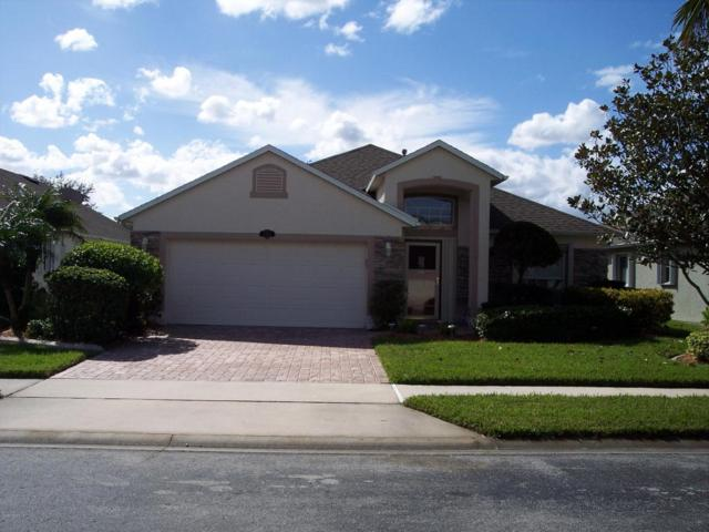1625 Timacuan Drive, Melbourne, FL 32940 (MLS #798802) :: Better Homes and Gardens Real Estate Star