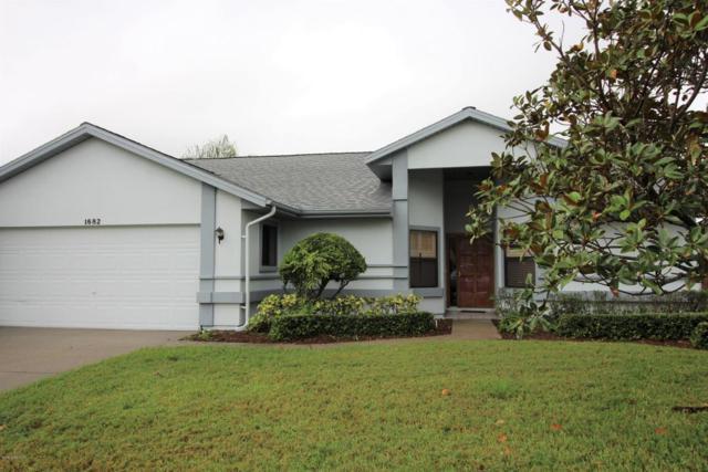 1682 Independence Avenue, Melbourne, FL 32940 (MLS #798833) :: Better Homes and Gardens Real Estate Star