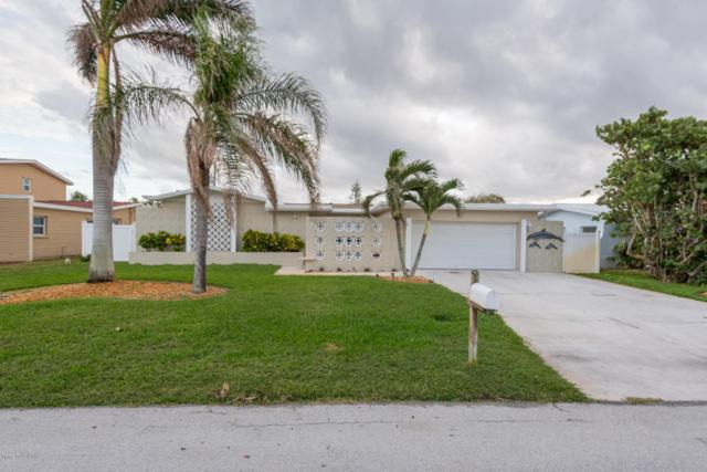 121 Freddie Street, Indian Harbour Beach, FL 32937 (MLS #798880) :: Better Homes and Gardens Real Estate Star