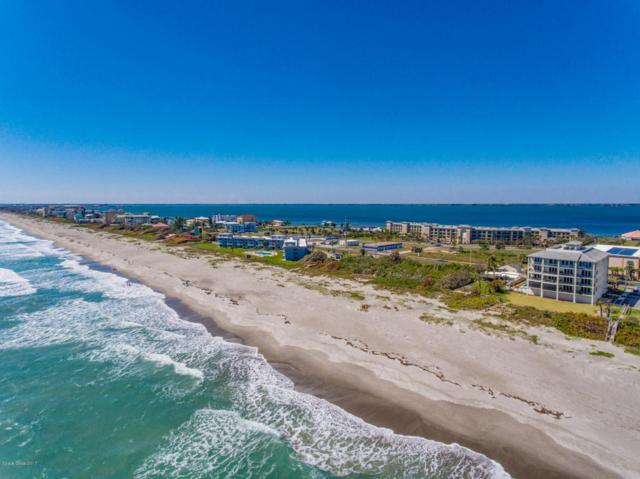 1915 S Atlantic Avenue #201, Cocoa Beach, FL 32931 (MLS #798915) :: Better Homes and Gardens Real Estate Star