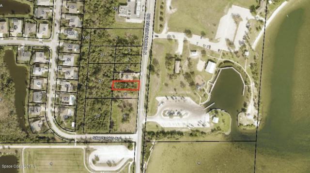 0 N Banana River Drive, Merritt Island, FL 32952 (MLS #798920) :: Better Homes and Gardens Real Estate Star