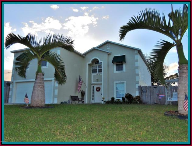 5970 Sunflower Drive, Cocoa, FL 32927 (MLS #798921) :: Better Homes and Gardens Real Estate Star
