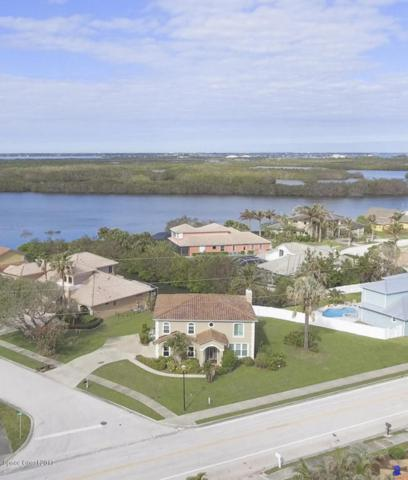 1 Cove View Court, Cocoa Beach, FL 32931 (MLS #798943) :: Better Homes and Gardens Real Estate Star