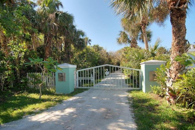 126 Paradise Point Drive, Melbourne Beach, FL 32951 (MLS #798945) :: Better Homes and Gardens Real Estate Star