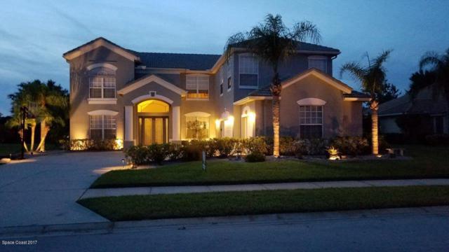 8174 Belford Way, Melbourne, FL 32940 (MLS #798959) :: Better Homes and Gardens Real Estate Star