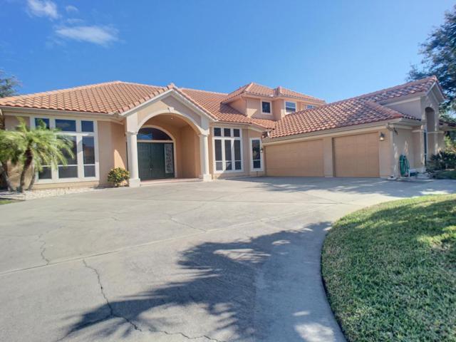 341 Lanternback Island Drive, Satellite Beach, FL 32937 (MLS #798961) :: Better Homes and Gardens Real Estate Star