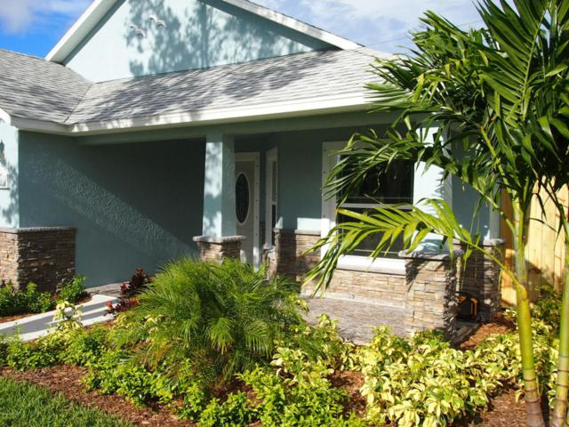 101 Wimico Drive, Indian Harbour Beach, FL 32937 (MLS #798975) :: Better Homes and Gardens Real Estate Star